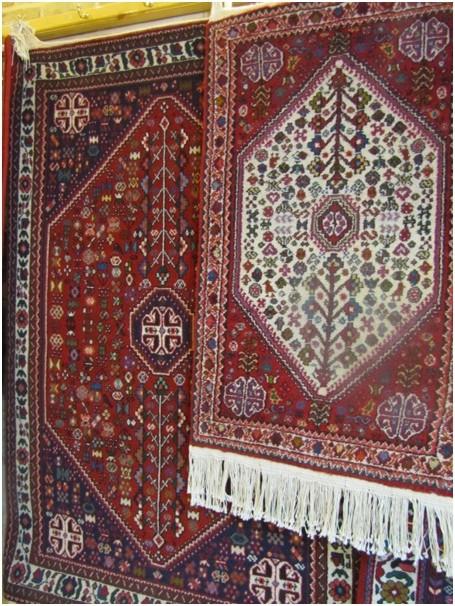 فرش در بازار وکيل شيراز